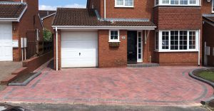 Driveways - block paving and decorative paving services for drives and patios