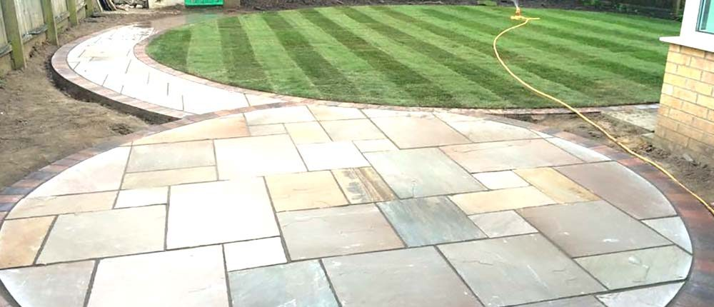 Blocked pave driveways and patios by Quality Driveways Walsall