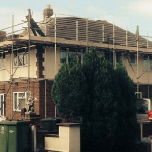 Building repair services in Rushall, Pelsall and Walsall