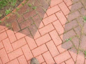 Driveway and patio cleaning services in Wednesfield