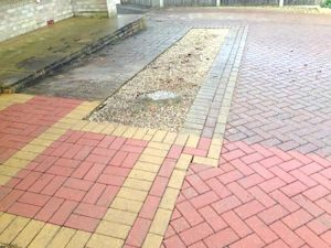 Driveway and patio cleaning services in Aldridge WS9