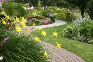 landscaping services in Aldridge by FJF National Home Improvements