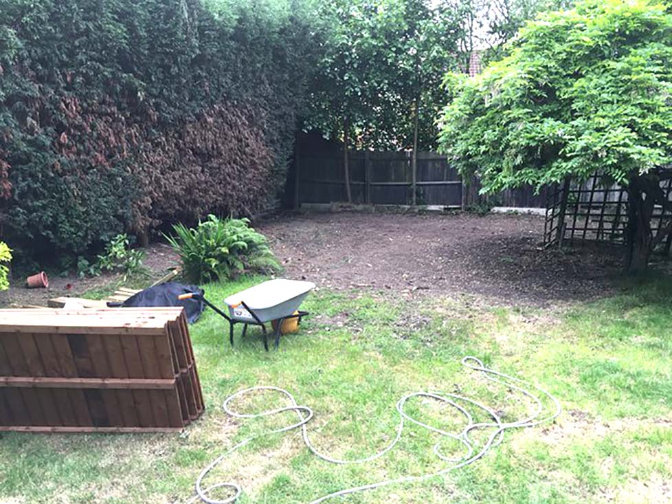 landscaping services in Bloxwich, Walsall by FJF National Home Improvements