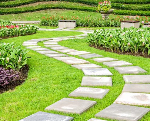 landscaping turfing and fencing services in Cannock by FJF National Home Improvements