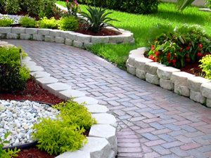 Landscaping services in Walsall and surrounding areas