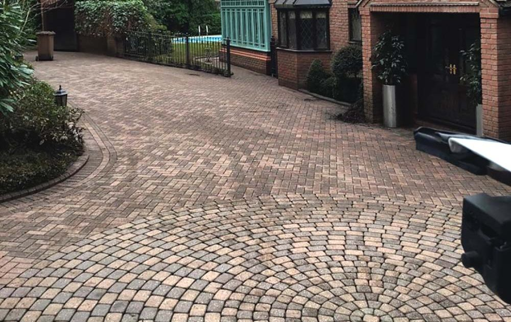 Patios and Driveways services Walsall and Midlands