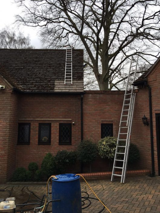 Roofing and roofing repair services Wednesbury
